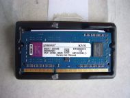MEMORIA NOTEBOOK SODIMM DDR3 1333 8GB KINGSTON PC10600