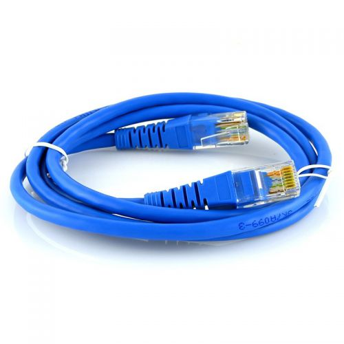 CABLE PATCH CORD CAT 6 30CMS