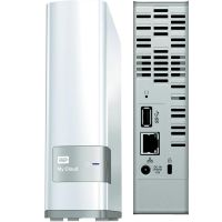 DISCO DURO EXTERNO 2TB 3.5 RED WESTERN DIGITAL MY CLOUD WDBCTL0020HWT