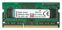 MEMORIA NOTEBOOK DDR3L 1600 4GB KINGSTON PC12800 1.35V KVR16LS11/4