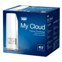 DISCO DURO EXTERNO 4TB 3.5 RED WESTERN DIGITAL MY CLOUD WDBVXC0040HWT