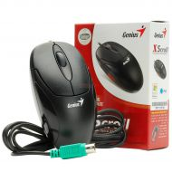MOUSE GENIUS XSCROLL PS2 OPTICO