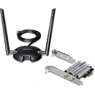 TARJETA DE RED TRENDNET TEW-807ECH WIRELESS MINI PCIEXPRESS AC1200 HIGH POWER