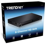 NVR TRENDNET TV-NVR2208 HD DE 8 CANALES