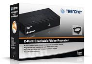 VIDEO SPLITER TRENDNET TK-V201S 2 PUERTOS