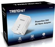POWERLINE TRENDNET 500 WIRELESS TPL-406E