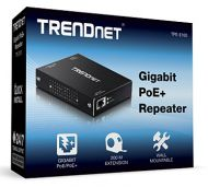 REPETIDOR TRENDNET  TPE-E100  GIGABIT POE+ REPEATER