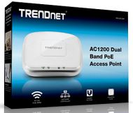 ACCESS POINT TRENDNET TEW-821DAP AC1200 DUAL BAND POE