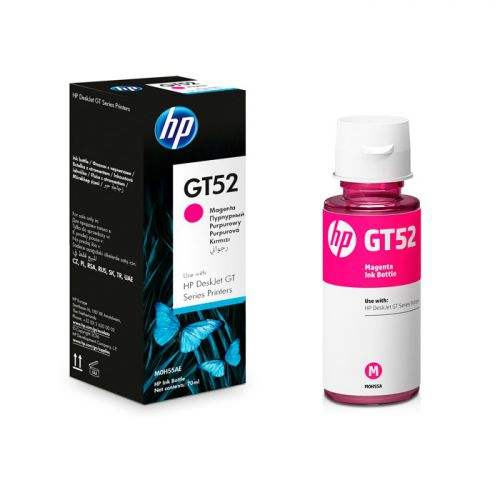 BOTELLA DE TINTA HP GT52 MAGENTA 90ML