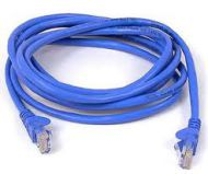 CABLE PATCH CORD CAT 5E 1MT