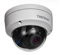 CAMARA DE SEGURIDAD IP TRENDNET TV-IP327PI INDOOR/OUTDOOR 2MP H.265 WDR POE IR DOME NETWORK