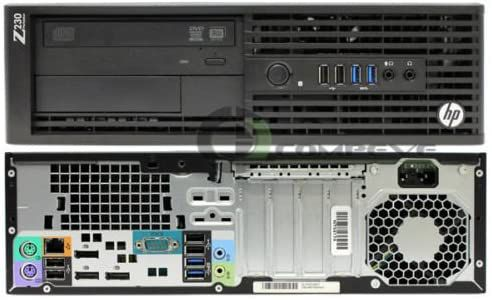 COMPUTADOR (CPU) HP WORKSTATION Z230 SFF XEON 16GB 500GB SEMINUEVO