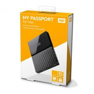 DISCO DURO EXTERNO 4TB 2.5 USB3 WESTERN DIGITAL MY PASSPORT WDBPKJ0040BBK