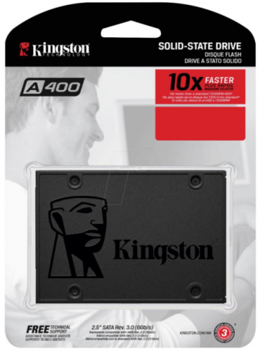 DISCO DURO SOLIDO 480GB KINGSTON SA400S37/480G 2.5