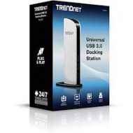 DOCKING STATION TRENDNET UNIVERSAL USB 3.0 TU3-DS2