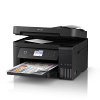 IMPRESORA MULTIFUNCION EPSON ECOTANK L6171 WIFI RED USB
