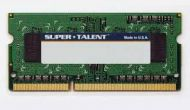 MEMORIA NOTEBOOK SODIMM DDR3 1066 1GB SUPER TALENT PC8500