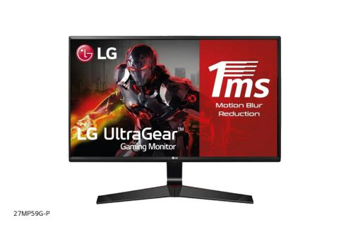 MONITOR IPS LED 27 LG 27MP59G-P FHD 1MS 75HZ