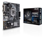 MOTHER BOARD ASUS H310M-E 8VA LGA1151 DDR4 V/S/R HDMI / VGA / PARALELO / SERIAL