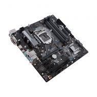 MOTHER BOARD ASUS H370M PLUS 8VA LGA1151 DDR4-64GB V/S/R HDMI DVI-D VGA M.2