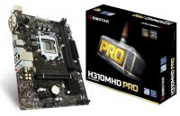 MOTHER BOARD BIOSTAR  H310MHD PRO LGA1151 DDR4 V/S/R HDMI / VGA