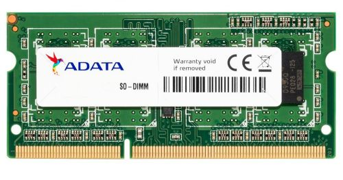 MEMORIA NOTEBOOK DDR4 2133 8GB ADATA 1700 1.2V