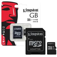 MEMORIA SD MICRO 32GB KINGSTON