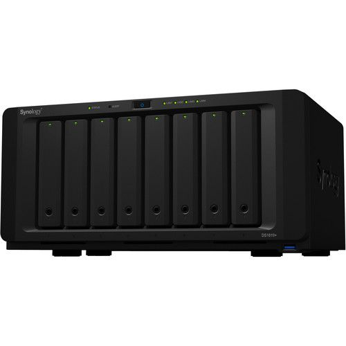 NAS ENCLOSURE SYNOLOGY DS1819+