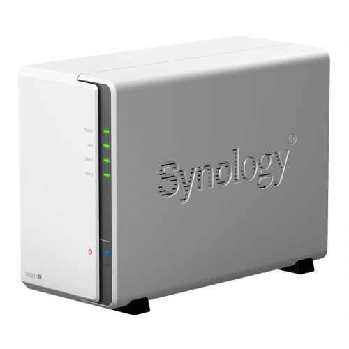 NAS ENCLOSURE SYNOLOGY DS218J