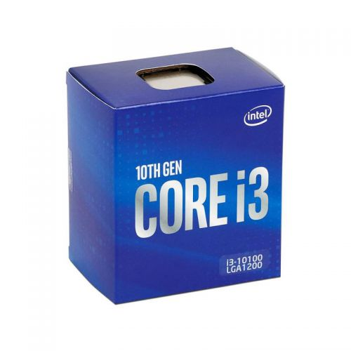PROCESADOR INTEL CORE I3-10100 3.60GHZ 6MB LGA1200