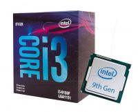 PROCESADOR INTEL CORE I3-9100F 3.6GHZ 6MB LGA 1151