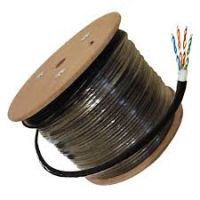 ROLLO DE CABLE UTP CAT 5E BLINDADO QPCOM