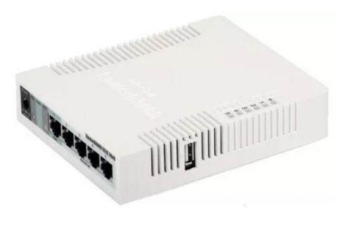 ROUTER BOARD MIKROTIK RB951G-2HND