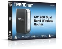 ROUTER TRENDNET TEW-818DRU AC1900 DUAL BAND WIRELESS