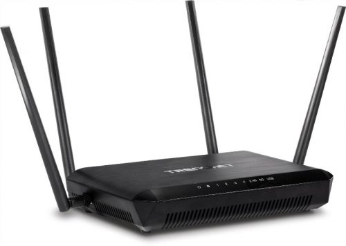 ROUTER TRENDNET TEW-831DR AC1200 DUAL BAND WIFI MU-MIMO 4ANT