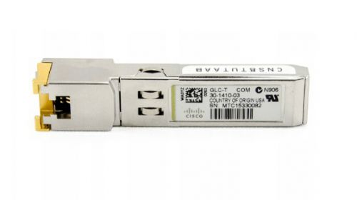 TRANSCIVER CISCO SFP GLC-T 1000 BASE-T SFP 30-1410-03