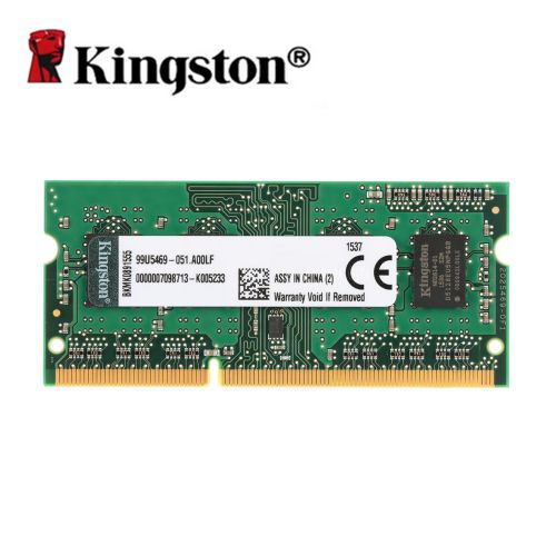 MEMORIA NOTEBOOK SODIMM DDR3 1600 8GB KINGSTON PC12800 1.5V